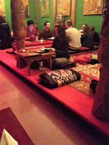Tadshikische Teestube, Berlin