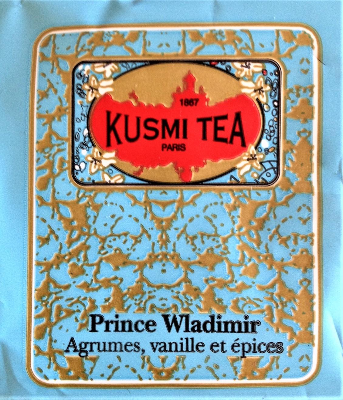 Kusmi Tea, Prince Wladimir