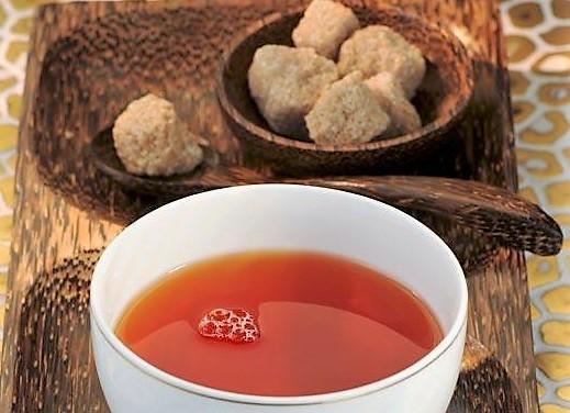 te med beroligende virkning