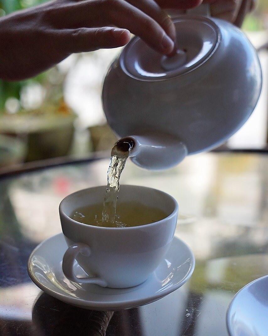 Teacup, økologisk darjeeling