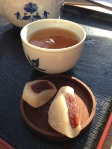 Te i Det Kinesiske Lysthus